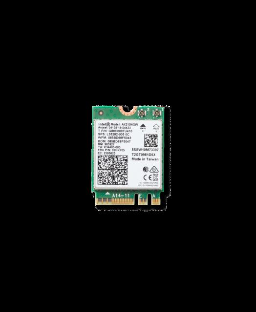 Intel® Wi-Fi 6E AX210 No vPro®