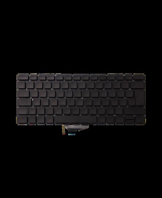 Framework Keyboard Blank ISO Black