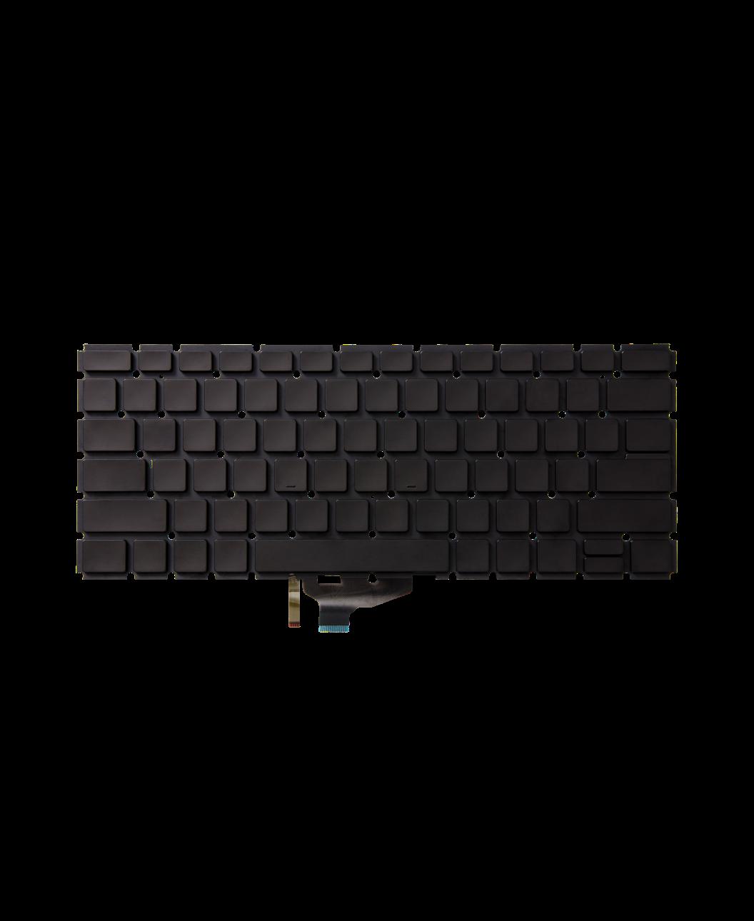 Framework Keyboard Blank ANSI Black