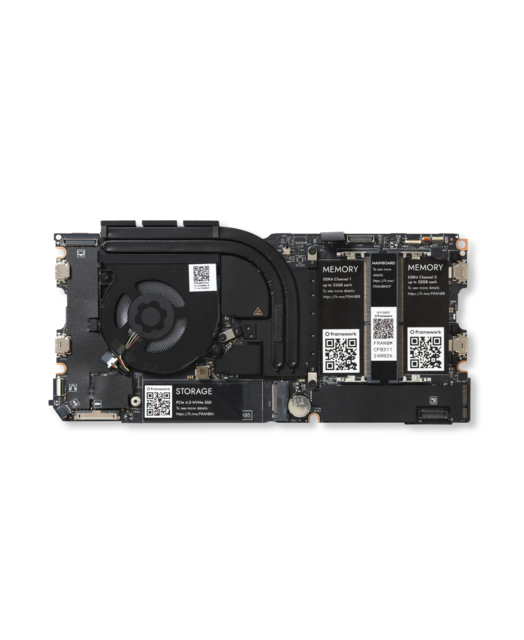 Mainboard Front