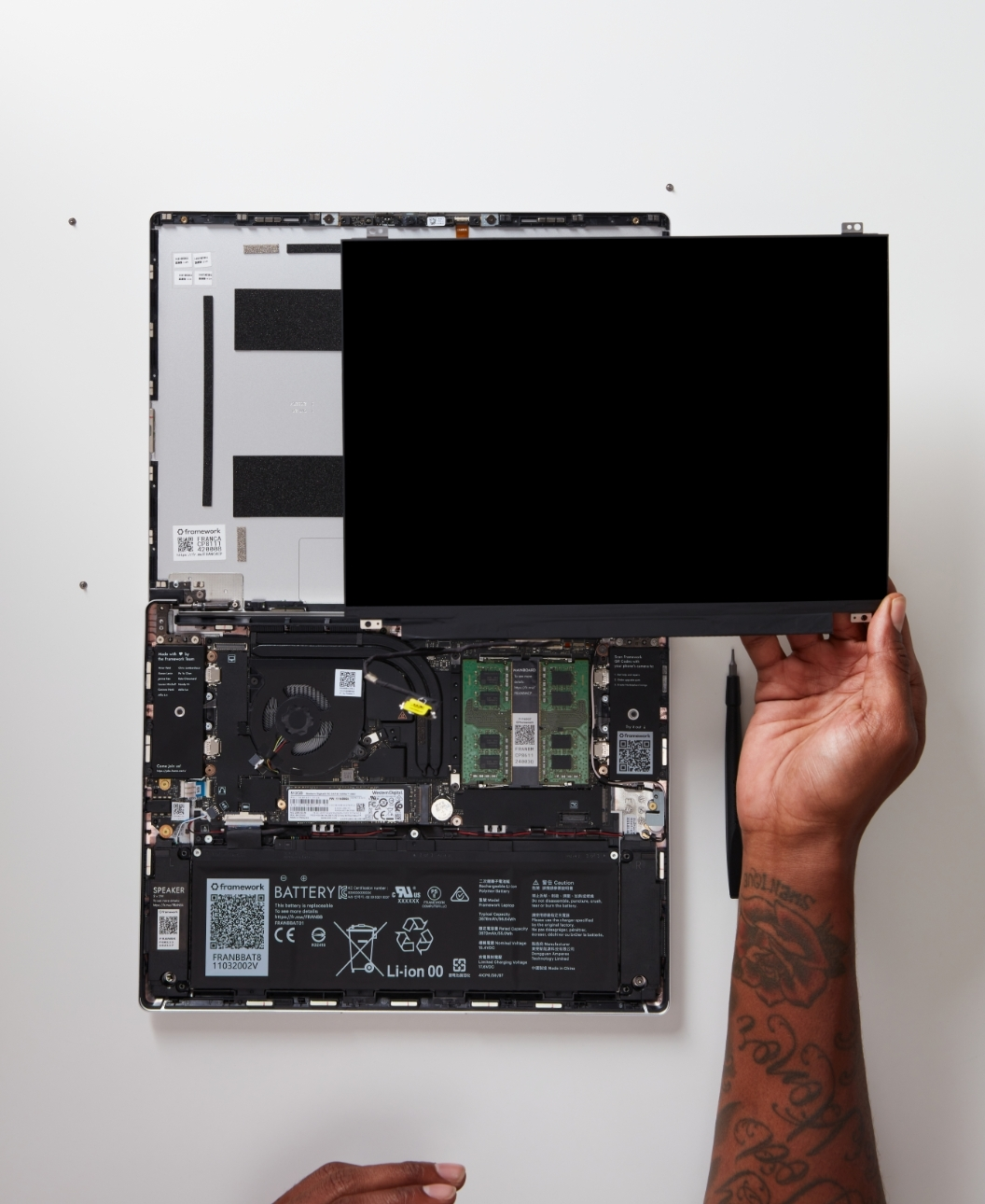 Display Kit Install